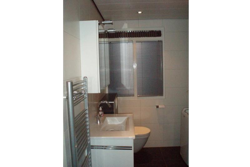 Badkamer Huisje Aan Zee Zoutelande